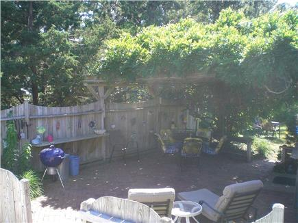Eastham Cape Cod vacation rental - Patio