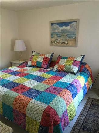 Eastham Cape Cod vacation rental - King bed