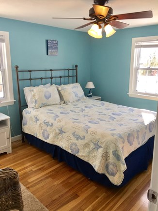 Plymouth MA vacation rental - Bedroom 2 - Queen Bed