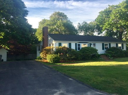 Plymouth MA vacation rental - Front View-By the Seaside in Priscilla .Great Open Floor plan!