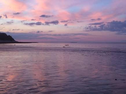 Plymouth MA vacation rental - Priscilla Beach/ Cape Cod Bay Sunsets