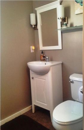 Truro, Ma Cape Cod vacation rental - Bathroom with stand up shower.