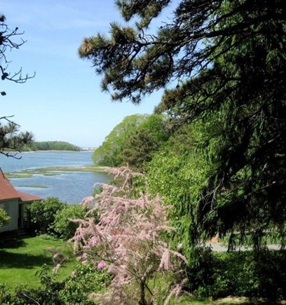 Truro, Ma Cape Cod vacation rental - Views from the property of the Pamet River