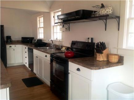 Truro, Ma Cape Cod vacation rental - Fully equipped kitchen with all utensils.