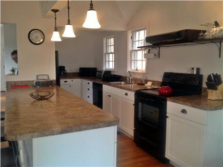 Truro, Ma Cape Cod vacation rental - Fully equipped kitchen with all utensils