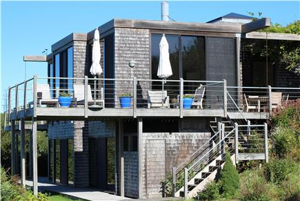Truro Cape Cod vacation rental - Multiple Decks on All Levels
