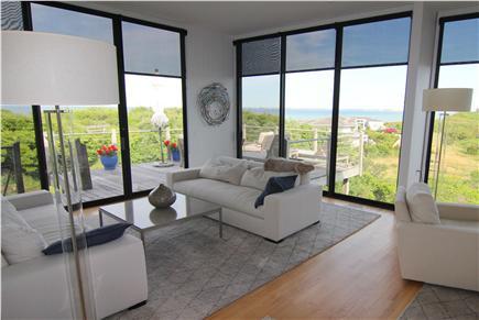 Truro Cape Cod vacation rental - Living Room
