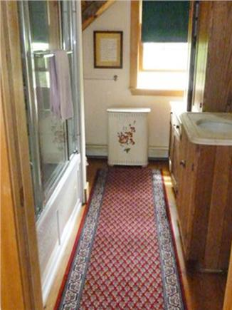 Orleans Cape Cod vacation rental - One of two 2nd floor bathrooms. Steam shower & Jacuzzi.