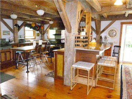 Orleans Cape Cod vacation rental - Large, fully equipped eat-in kitchen, 2 sinks & granite bar