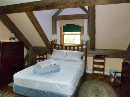 Orleans Cape Cod vacation rental - Bedroom with double bed and single sofa bed