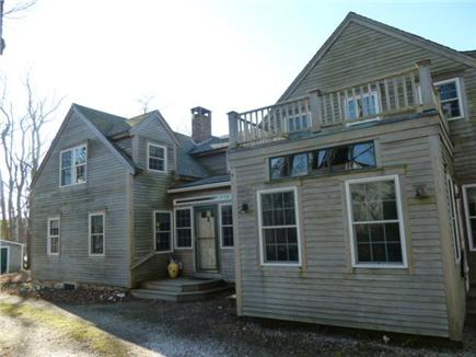 Orleans Cape Cod vacation rental - View from the East, driveway