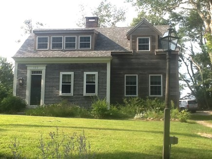 Orleans Cape Cod vacation rental - View from front of house