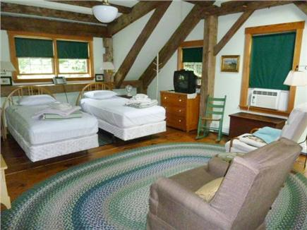 Orleans Cape Cod vacation rental - Master Bedroom can be two twins or king size bed