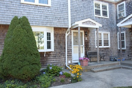 Dennis Port Cape Cod vacation rental - Front Porch