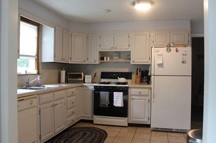 Dennis Port Cape Cod vacation rental - Bright kitchen with all appliances