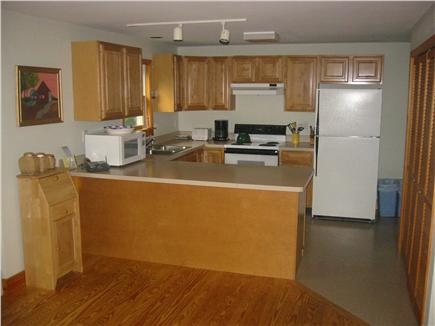 Truro Cape Cod vacation rental - Complete Kitchen with all appliances.