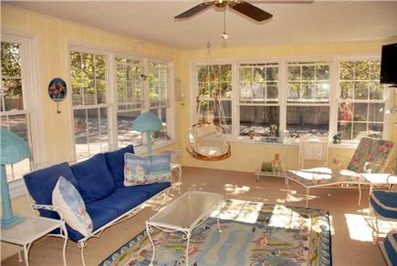 West Harwich Cape Cod vacation rental - Bright, Spacious Sunroom