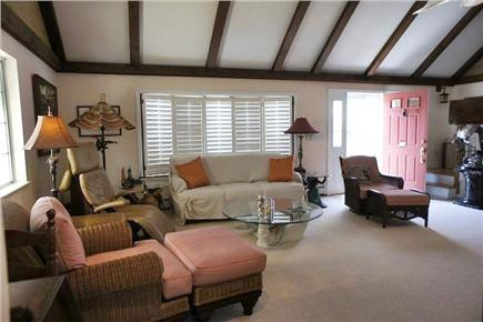 West Harwich Cape Cod vacation rental - Spacious Living Room