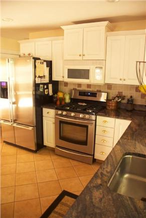 West Harwich Cape Cod vacation rental - Nicely Updated Kitchen