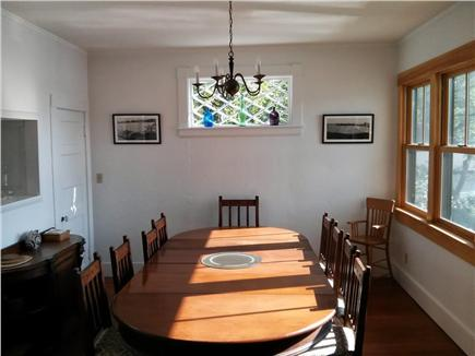 Woods Hole Woods Hole vacation rental - Formal dining room with water view seats 10