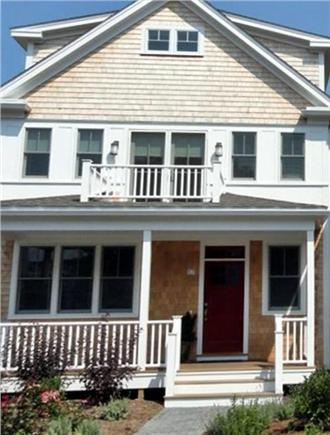 Provincetown, West End Cape Cod vacation rental - Front entrance to home