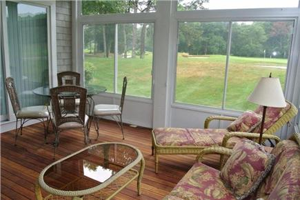 New Seabury New Seabury vacation rental - Porch dining