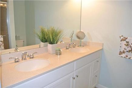 New Seabury New Seabury vacation rental - Master bathroom with double sinks.