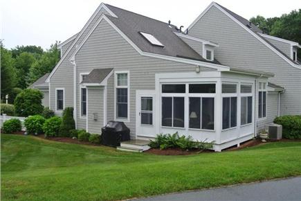 New Seabury New Seabury vacation rental - Townhouse on golf course