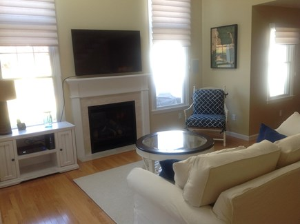 New Seabury New Seabury vacation rental - Relax in the living room