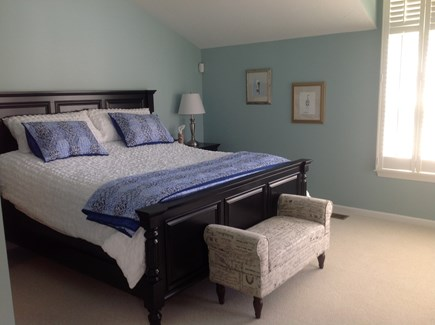 New Seabury New Seabury vacation rental - Master bedroom with King size bed