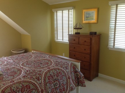 New Seabury New Seabury vacation rental - Upstairs bedroom with queen size bed