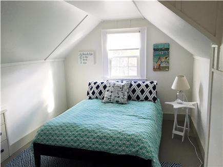 Chatham Cape Cod vacation rental - Upstairs Bedroom #1 (No Door)