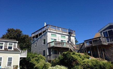 Provincetown Cape Cod vacation rental - Perched Overlooking