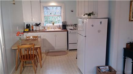 Wellfleet Cape Cod vacation rental - Fully-equipped kitchen w/stove, refrigerator & coffee maker.