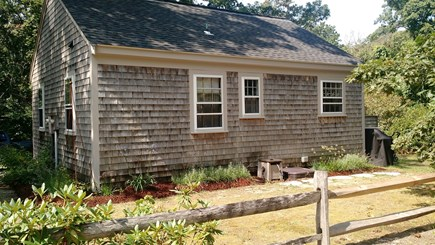 Wellfleet Cape Cod vacation rental - Beautiful garden with flowers and fresh herbs for cooking.