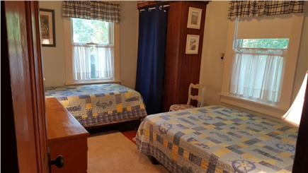 Megansett, North Falmouth Cape Cod vacation rental - Downstairs bedroom - 1 full bed, 1 twin