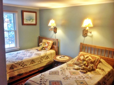 Yarmouth Port Cape Cod vacation rental - Twin Bedroom