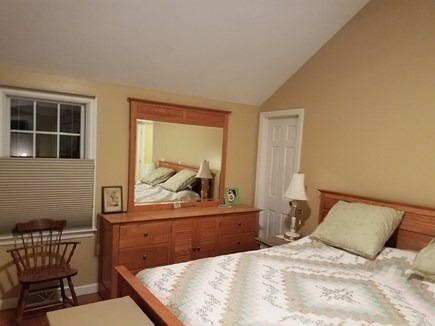 Yarmouth Port Cape Cod vacation rental - Master king en suite bedroom.