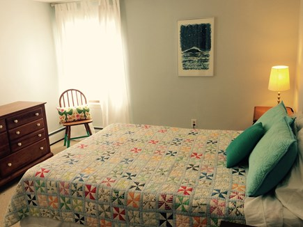 Eastham Cape Cod vacation rental - Queen size bed