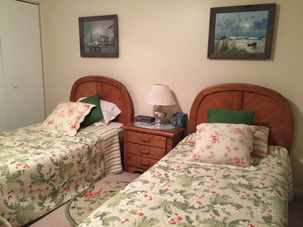 Ocean Edge, Brewster Cape Cod vacation rental - Twin Bedroom