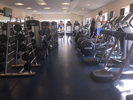 Ocean Edge, Brewster Cape Cod vacation rental - State of the Art Workout Sports Center