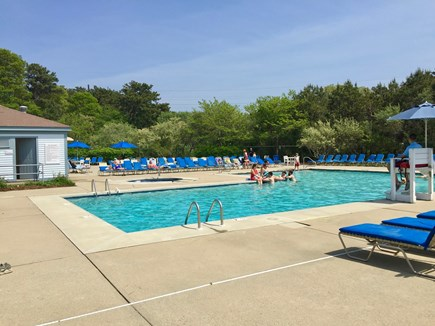 Brewster Cape Cod vacation rental - 2 outdoor pools and 1 indoor heated pool short walk from condo