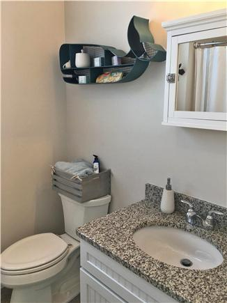 Dennisport Cape Cod vacation rental - 1st Floor bathroom