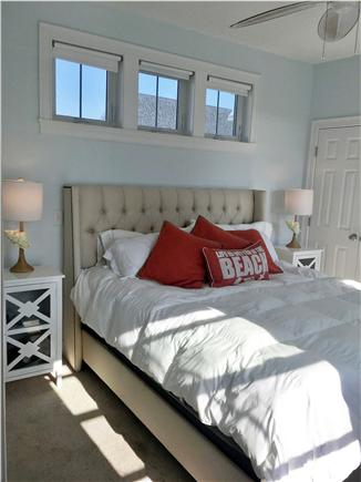 Dennisport Cape Cod vacation rental - 1st Floor master bedroom with California king bed