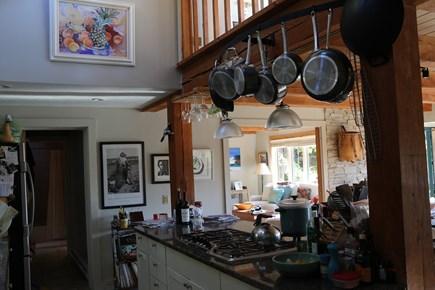 Truro Cape Cod vacation rental - Chef's kitchen