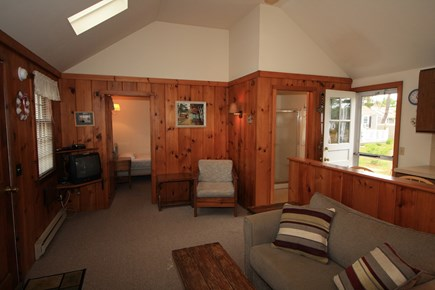 Dennis Port Cape Cod vacation rental - Comfortable living room to relax