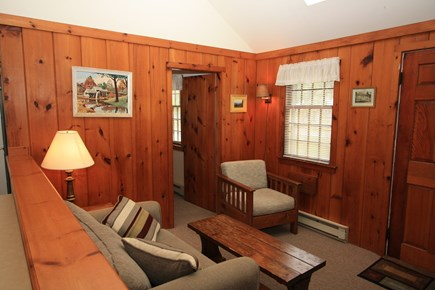 Dennis Port Cape Cod vacation rental - Light and bright living room