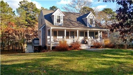 Hyannis Cape Cod vacation rental - Front left