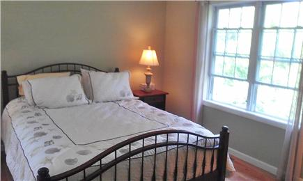 Hyannis Cape Cod vacation rental - Master bedroom with queen bed