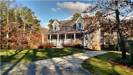 Hyannis Cape Cod vacation rental - Front right